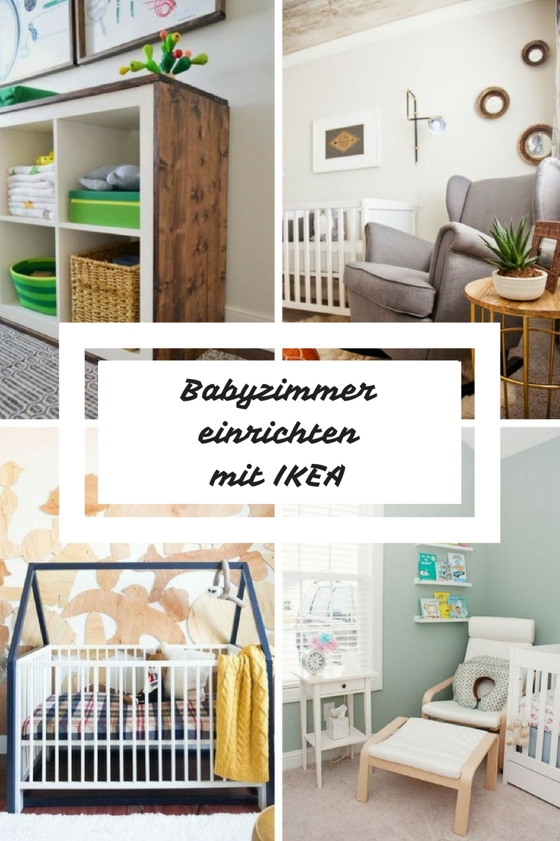 babyzimmer komplett einrichten mit ikea 31 ikea hacks und dekorideen kinderzimmer zenideen. Black Bedroom Furniture Sets. Home Design Ideas