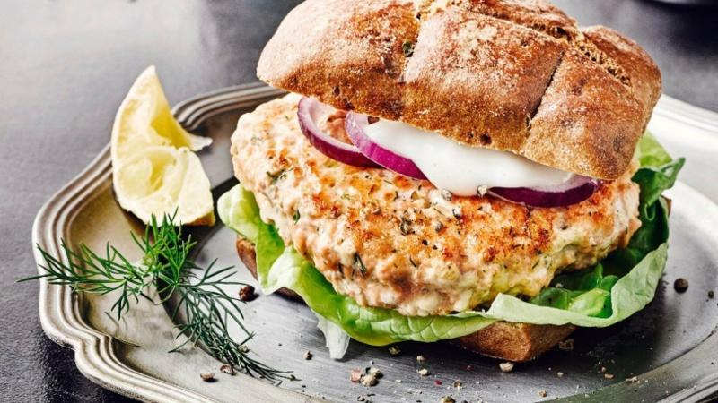 Burger selber machen 3 kalorienarme Rezepte