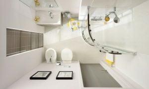 Gäste WC Gestaltung Beispiele, Ideen und Tipps