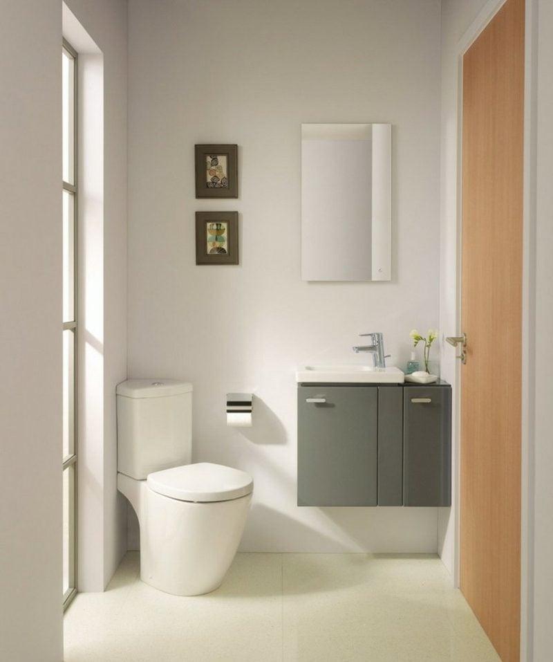 Gäste WC Gestaltung Beispiele und praktische Ideen