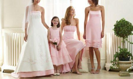 Kleider für Hochzeitsgäste und Brautjungfern die besten Ideen
