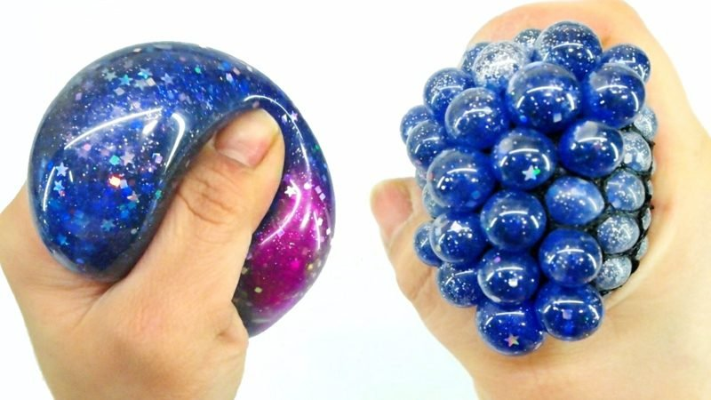 Antistressball selber machen herrlicher Look