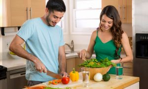 gemeinsam Kochen mit Familie und Freunden