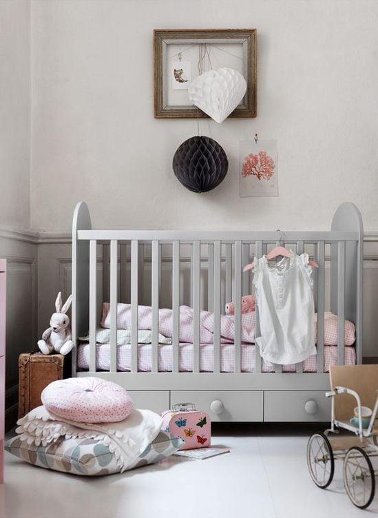 Babyzimmer einrichten Ideen