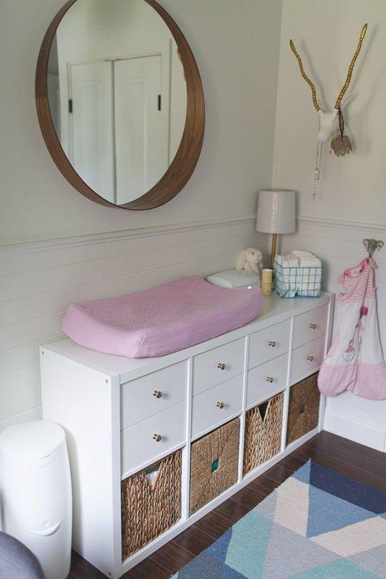 Babyzimmer gestalten mit Ikea