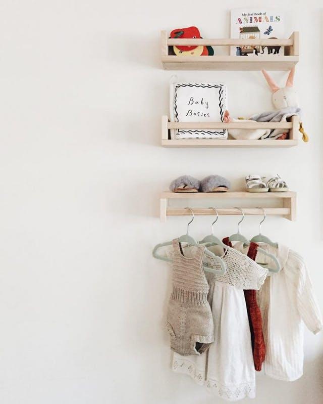 Babyzimmer komplett einrichten - Einrichtungsideen mit Ikea