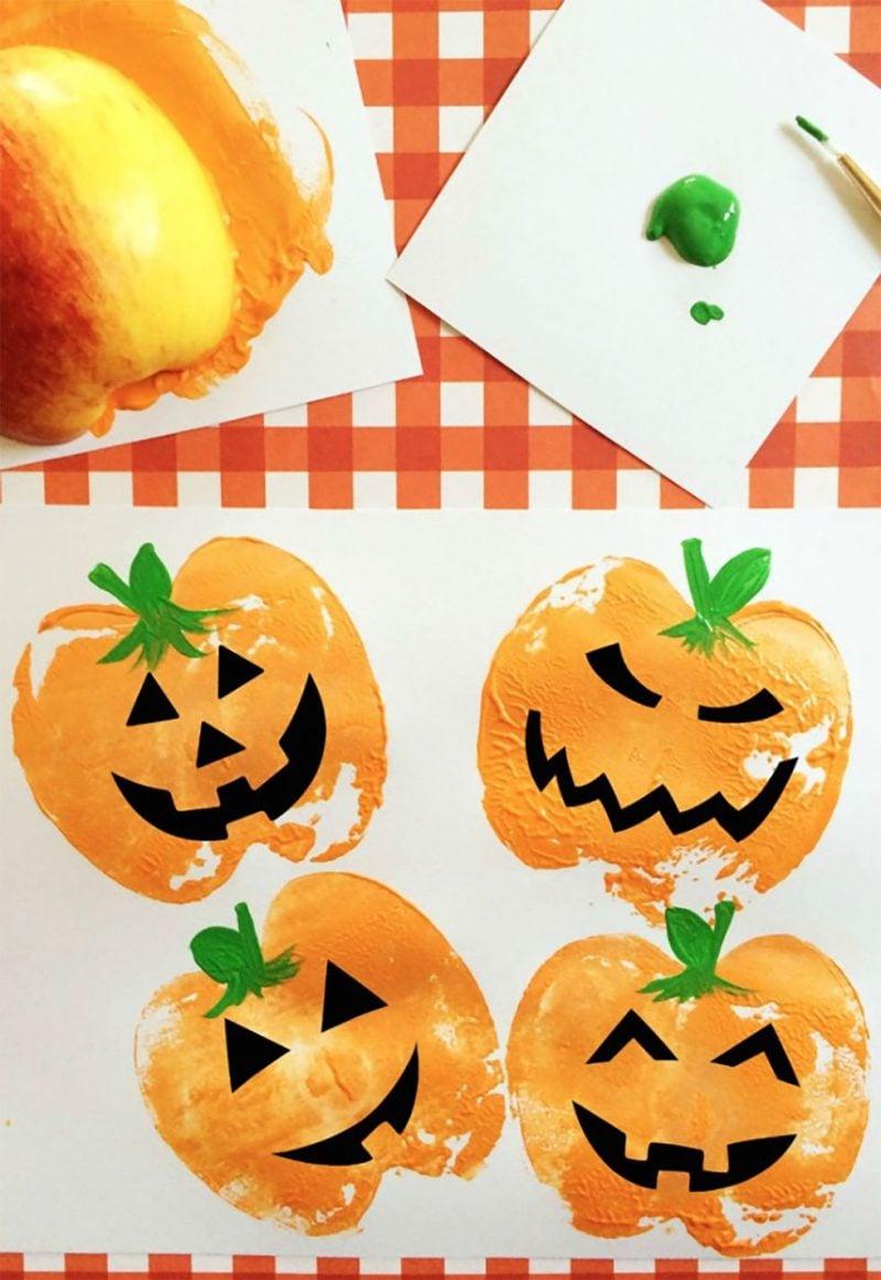 Basteln mit Kindern Herbst: Wunderschöne DIY Projekte für dieKnirpse