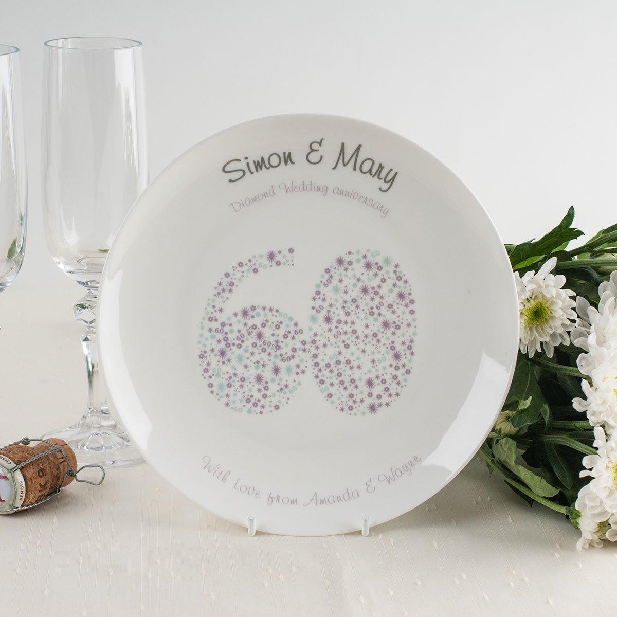 Hochzeit Geschenke - DIY Ideen für diamantene Hochzeit