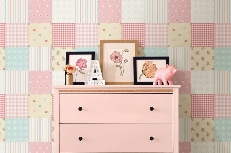 Kinderzimmer Tapeten Ideen eindrucksvolle farben