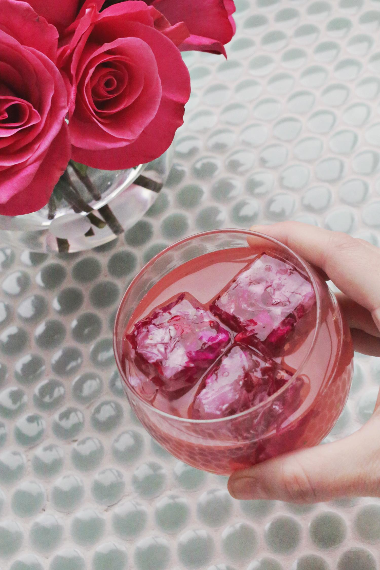 Eiswürfel selber machen: Tolle Idee für die Hochzeit
