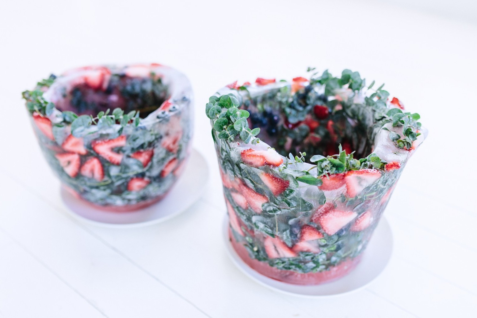 Viele coole Ideen für klare Eiswürfel selber machen