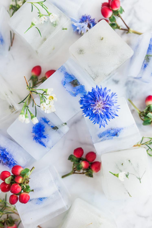Klare Eiswürfel selber machen