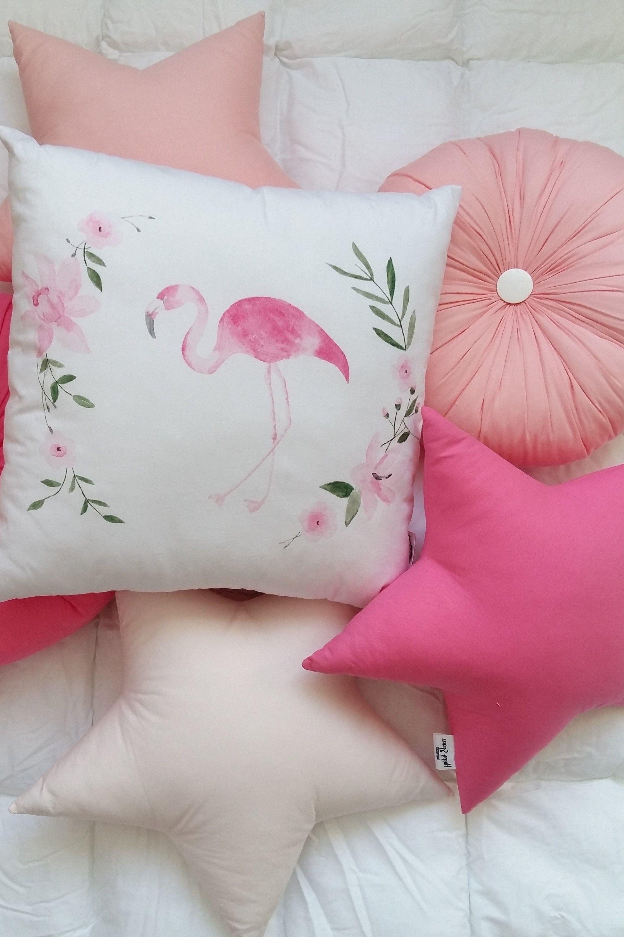 Flamingo Rosa Textil