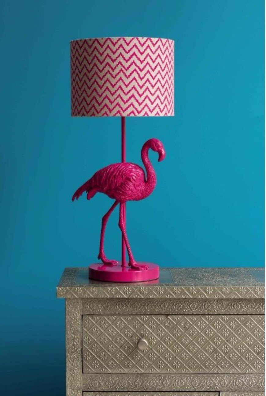 Flamingo Lampe Schlafzimmer Ideen