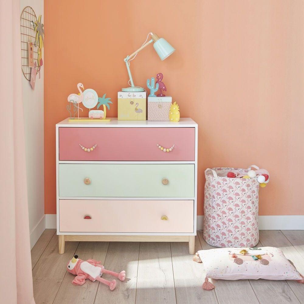 Flamingo Babyzimmer Deko