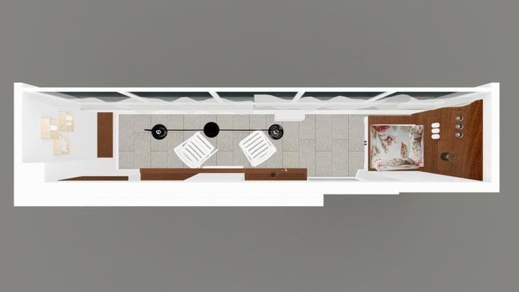 Kleinen Balkon Gestalten Platzsparende Ideen Und Nutzliche Tipps