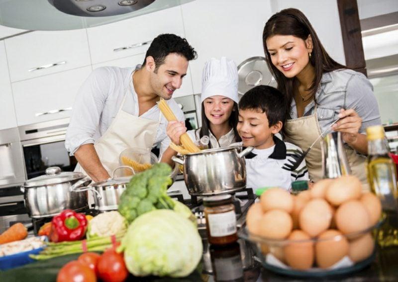 gemeinsam Kochen mit Ihren Lieblingsmeschen