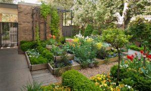 Gartengestaltung modern 6 neue Trends
