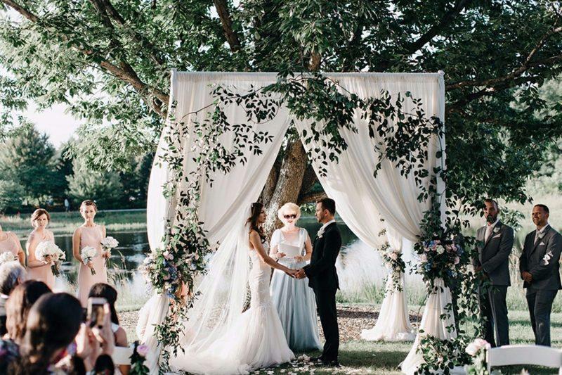 Hochzeit im Garten feiern Gestaltungsideen und Tipps