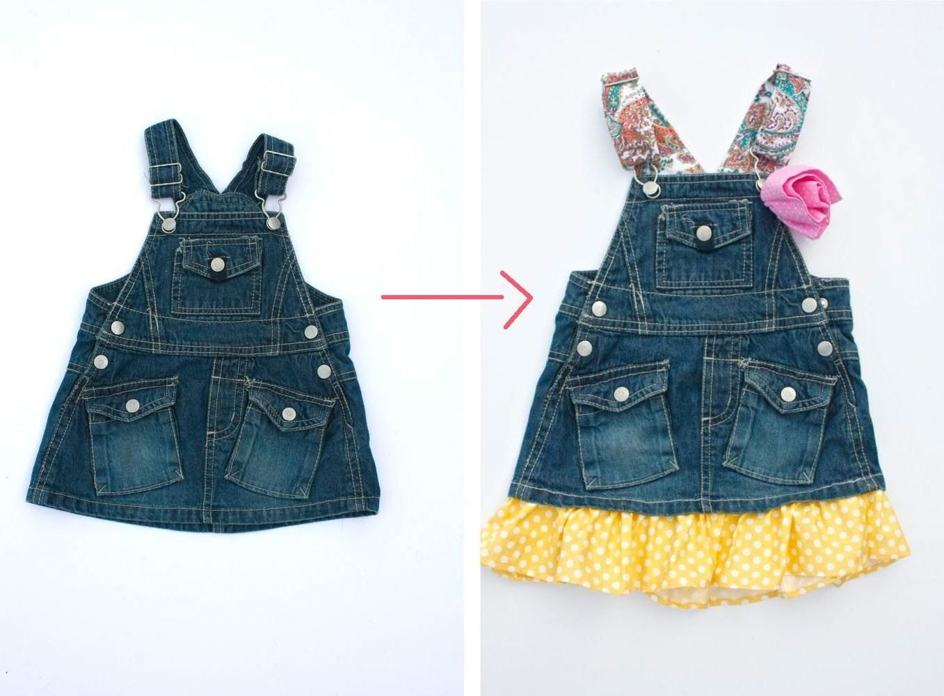 Kaputte Teile reparieren: Upcycling Fashion