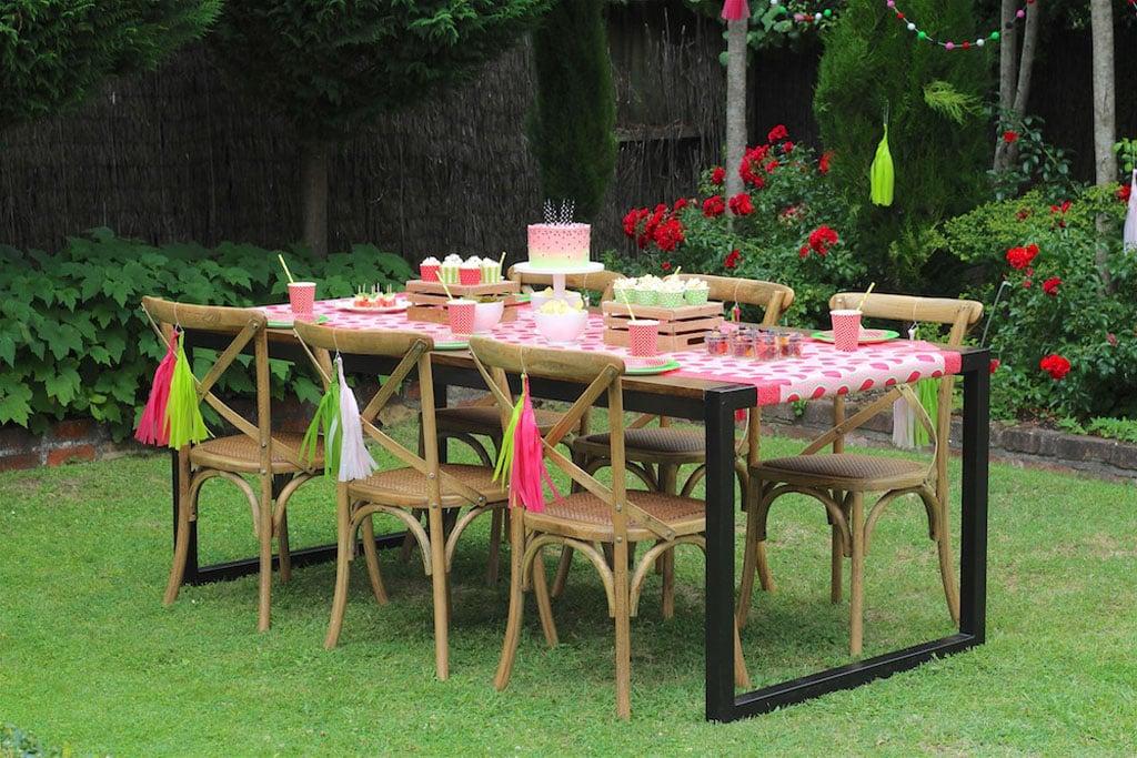 Wohnideen für den Garten: Rattanmöbeln sind ein Muss
