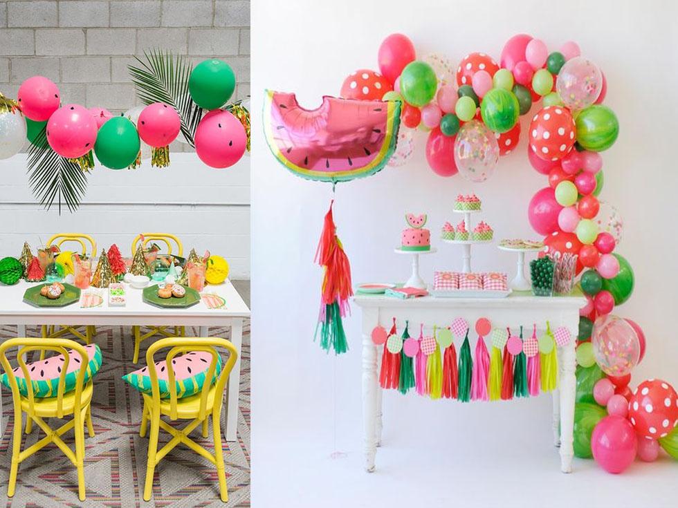 DIY Wohnideen für Party
