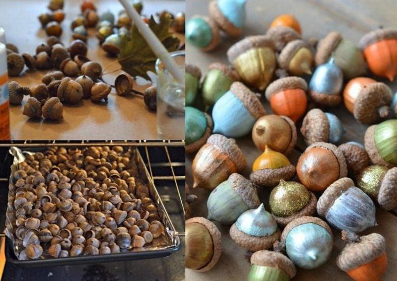 Herbstbasteln mit kindern faszinierende ideen und anleitungen for Basteln mit krippenkindern herbst