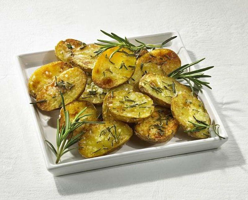 Actifry Rezepte Kartoffelchips gesud Rosmarin