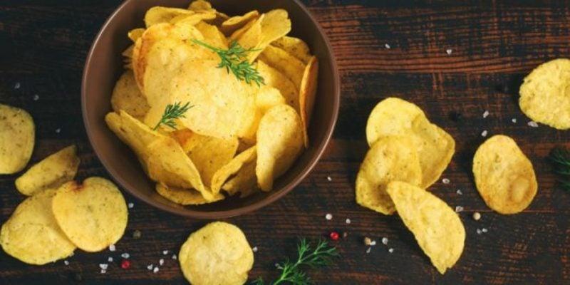 Actifry Rezepte gesunde Kartoffelchips