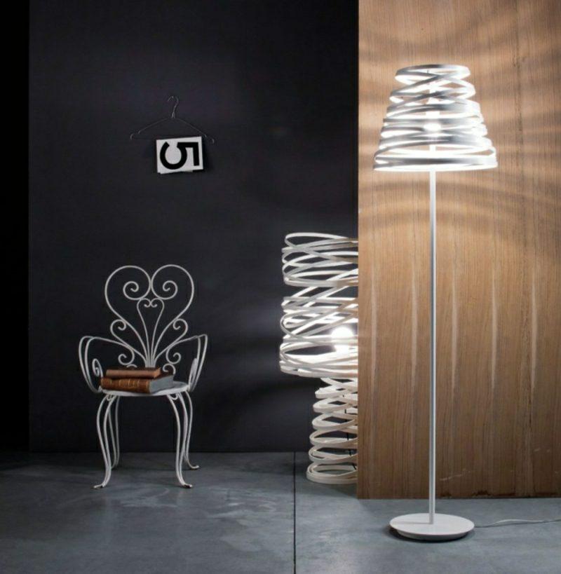 Uberlegen Stehlampen Modern Attraktiver Look Wohnzimmer