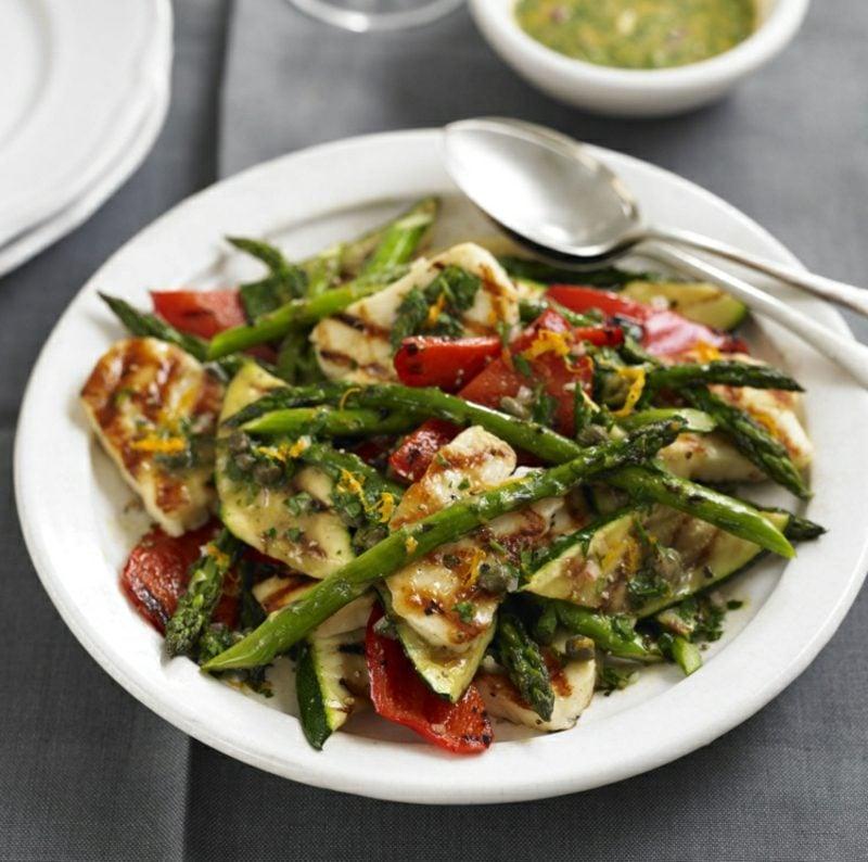 Actifry Rezepte vegetarisch Paprika Zucchini