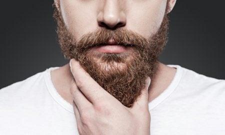 moderne Bartfrisuren 2018 Hipster Bart