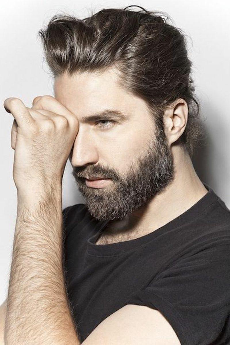Bartfrisuren sich einen Hipster Bart wachsen lassen
