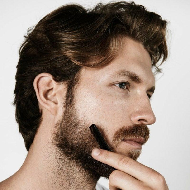 Bartfrisuren Hipster Bart pflegen