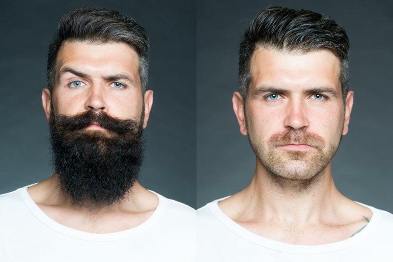 Bartfrisuren angesagt Hipsterbart