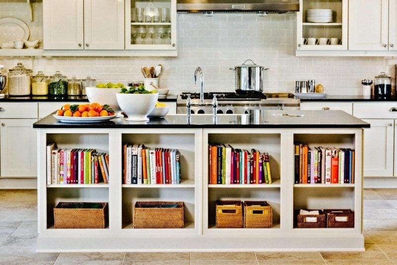 Küchenregale Ikea Kallax Regale Kochinsel