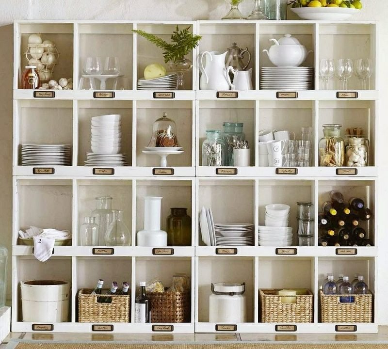 Küchenregale Ikea Kallax Regale Blickfang