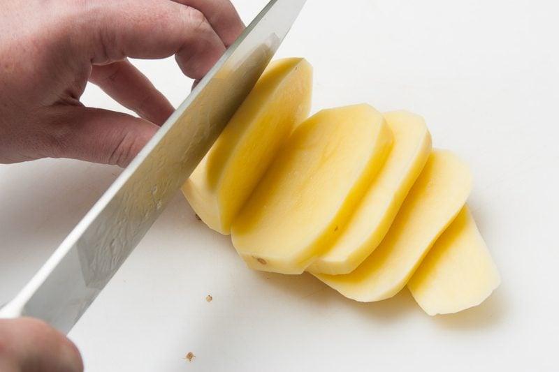 Actifry Rezepte Kartoffelchips selber machen