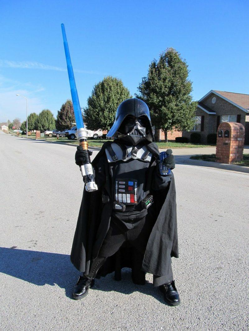 Star Wars Kostüm Darth Vader