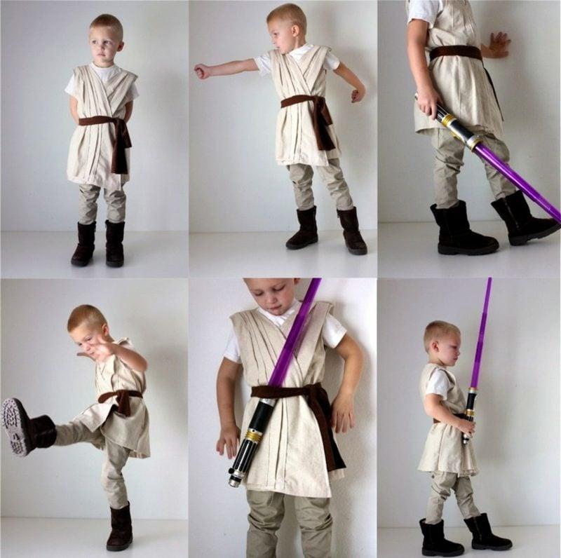 Star Wars Kostüm Jedi Ritter Kleinkind