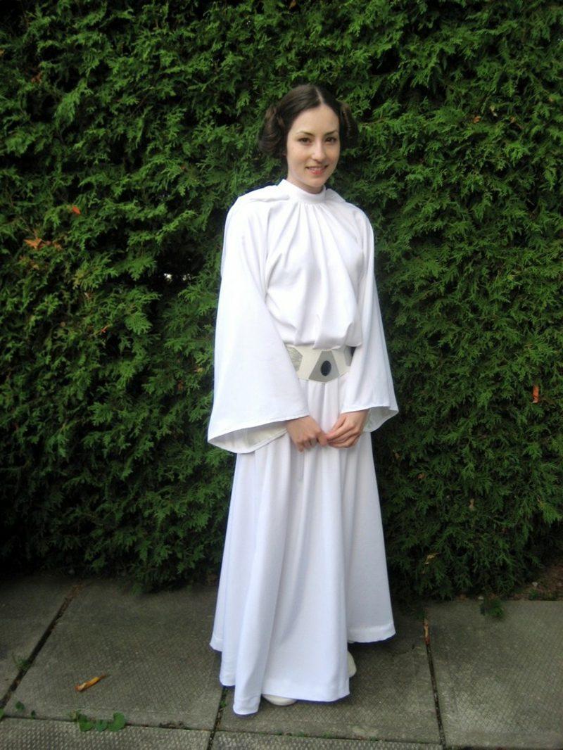 Star Wars Kostüm Prinzessin Leia