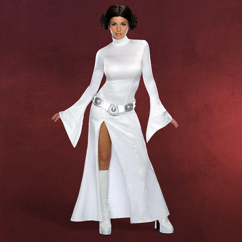 Star Wars Kostüm Frau Prizessin Leia