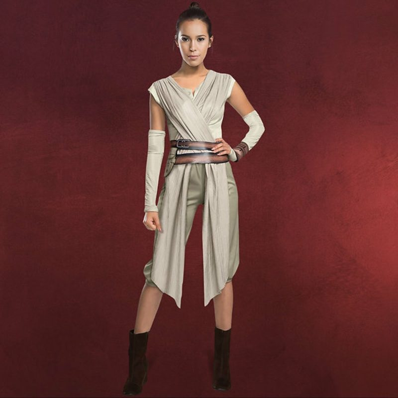 Star Wars Kostüm Rey Frau