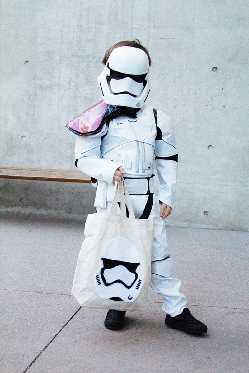Star Wars Kostüm Stormtrooper Kind