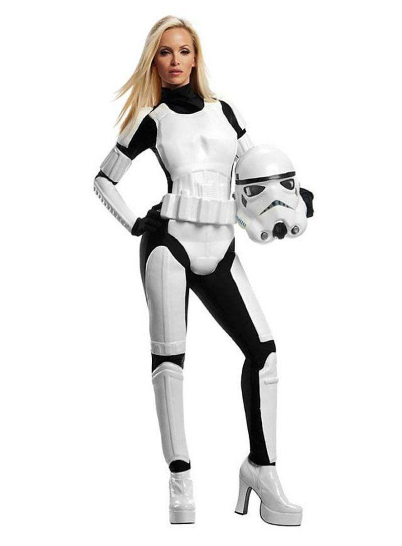 Star Wars Kostüm Stormtrooper Frau