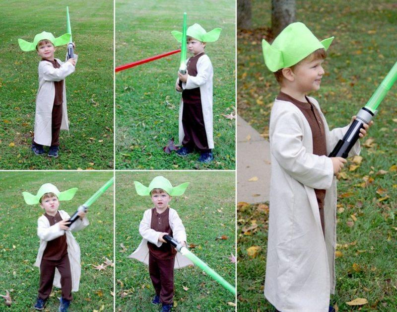 Star Wars Kostüm Yoda Kleinkind