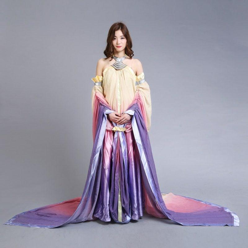 Star Wars Kostüm Frau Padme Amidala