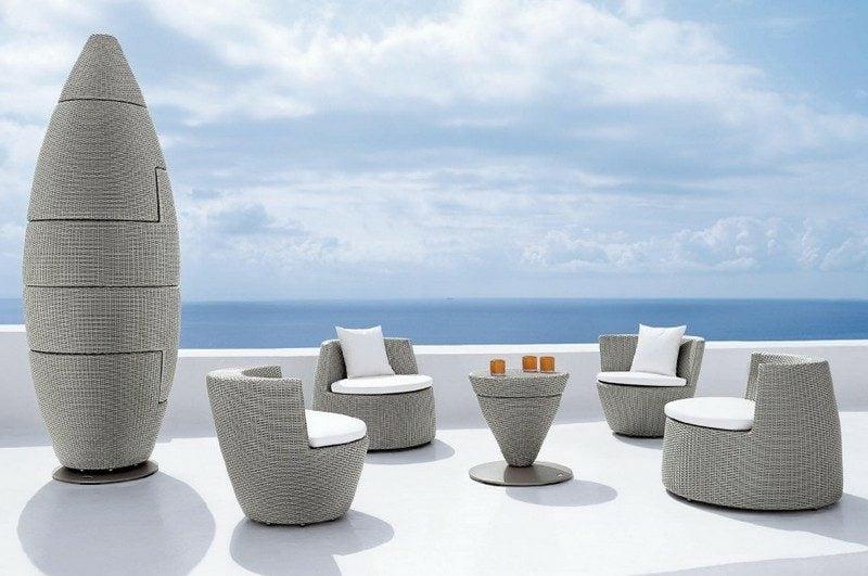 platzsparende Möbel Designer Outdoor