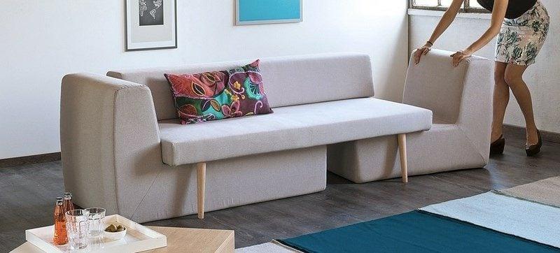 platzsparende Möbel kompakte Sitzecke