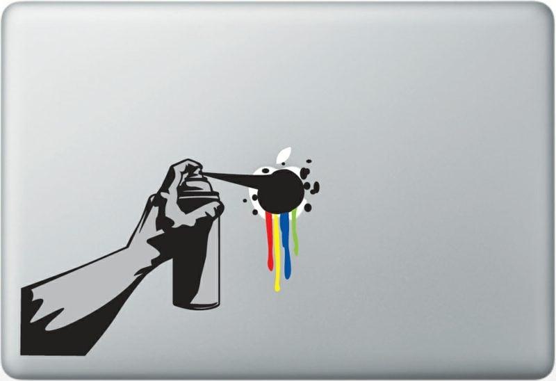 Macbook Aufkleber kreativ Aufkleber Sticker